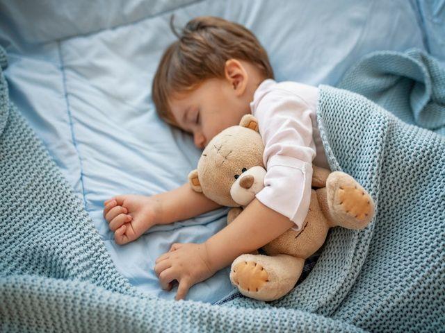 Como mejorar el sueño en los niños