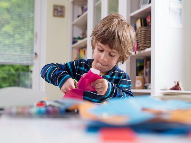Como mejorar la creatividad en los niños