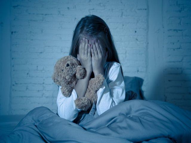 Por que los niños tienen miedo a la oscuridad