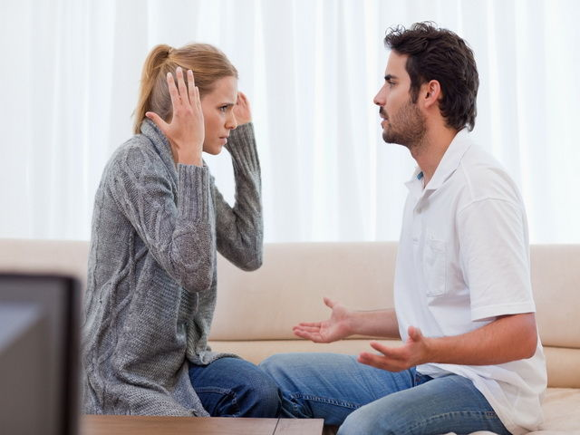 Porque las parejas se pelean mucho