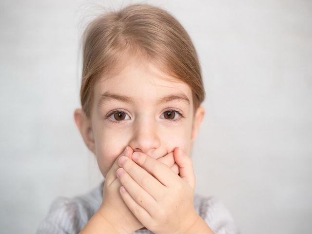 Porque los niños tartamudean al hablar