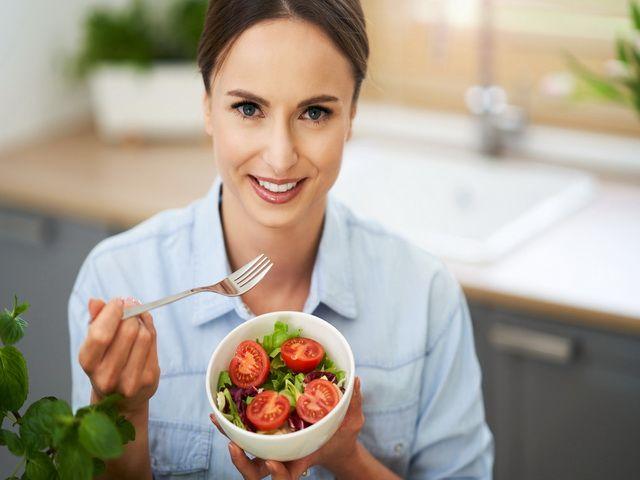 como comer bien y saludable