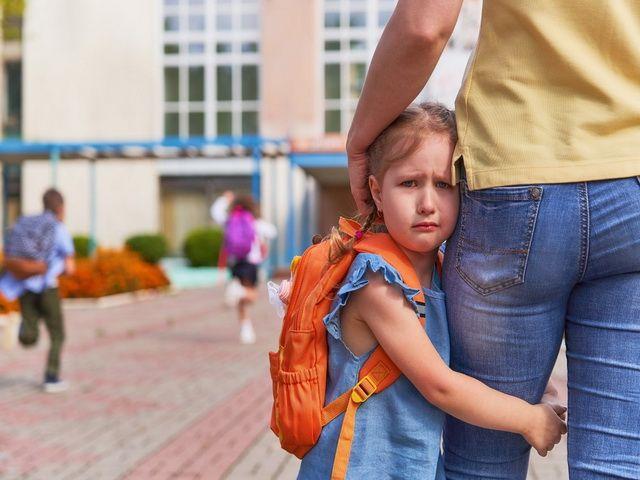 porque mi niño no quiere ir al colegio
