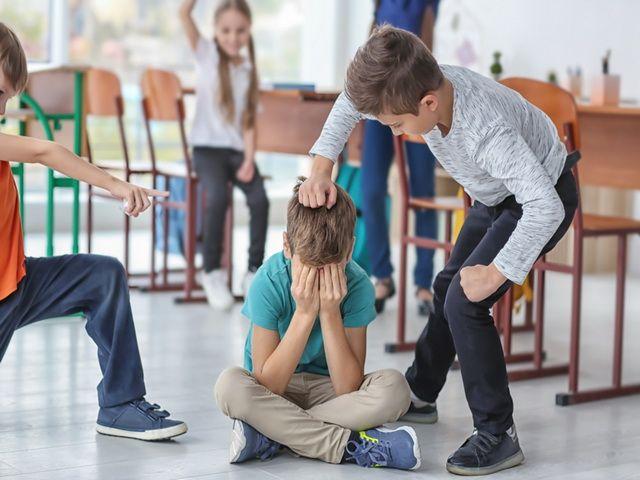 que hacer cuando un niño sufre de bullying