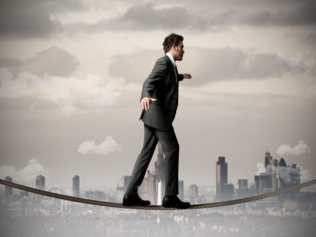 riesgos de una empresa comercial